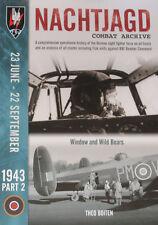 Luftwaffe Night Fighters Part 2 Nachtjagd Combat Archive German Ww2 History