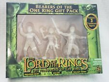 2004 Lotr * Bearers Of The One Ring Gift Pack ~Toy Biz~ lord of the rings