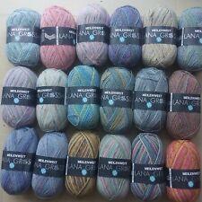 700g Sockenwolle (4,40€/100g) Lana Grossa MEILENWEIT Cotton Stretch Sommergarn