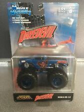 Muscle Machines Daredevil 1:64 Monster Truck 2005