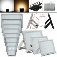Bright LED Flood Light 10W-500W Outdoor Garden Yard Spotlight Lamp Cool White US