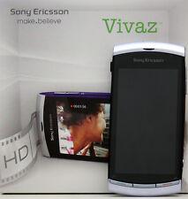 Sony Ericsson Vivaz U5i silber 8Mp Handy Smartphone kein Android Neu vom Händler