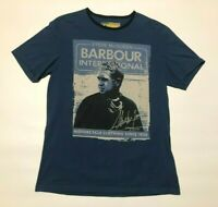 Barbour Steve McQueen mens t-shirt M
