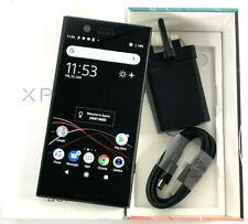 Nuovo di zecca Sony Xperia XZ1 Compact 32GB Black Sbloccato SIM Gratis eccellente grado A 862