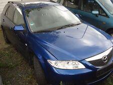 Mazda 6 GY 2003 2.0 Benzin Schlachtfest Kotflügel Tacho Sensor Tür BOSE