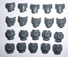 Thousand Sons Rubric Marines Front/Back Torsos x 10 – G572