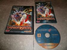 JEU PLAYSTATION 2 JAP (PS2): BREATH OF FIRE V - DRAGON QUARTER - Complet TBE