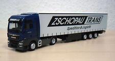 "Herpa-MAN TGX XXL euro 6 gaplsz ""tschopau trans/Gornau"" - 1:87"