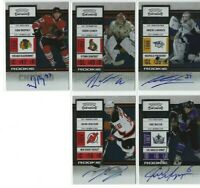 Contenders Panini Hockey Card Auto Autograph Rookie LOT of 8 Lehner Muzzin L@@k