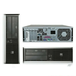 HP Desktop Core 2 Quad Q9450 2.66Ghz, 8Gb Ram, Windows 10 Pro, 500Gb