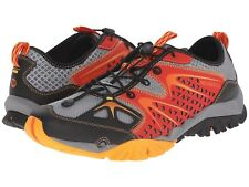 Merrell Mens 12 Capra Rapid Hiking Offroad Water Shoes Bright Red J35405 New