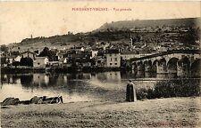 CPA Pont Saint Vincent - Vue generale (276927)