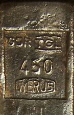 Alter hammer Produkt GDR Werus 450 Sammlerobjekt