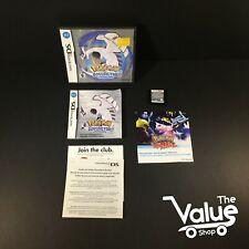 Pokemon: SoulSilver Version (Nintendo DS, 2010) CIB
