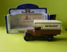 Oxford Diecast New York Post Chevrolet Truck C049U Limited Edition