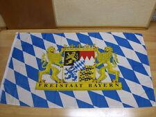 Fahnen Flagge Bayern Freistaat - 90 x 150 cm