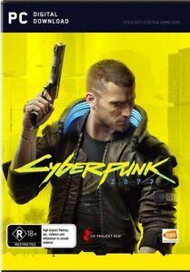 Cyberpunk 2077 Day One Edition - PC - BRAND NEW