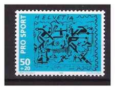 SVIZZERA  1992  -  PRO SPORT   NUOVO   **