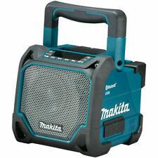 Makita DMR202 10.8-18V CXT / LXT Jobsite Bluetooth & USB Speaker Body Only