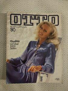Otto Katalog, Frühling/Sommer 1980 Vintage 80er, kultige 80er