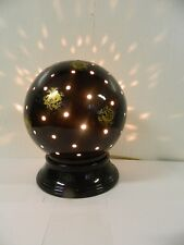 Vtg All Zodiac Signs Astrology Ball Electric Lamp Light Beam