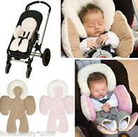 Soft Head & Body Support Baby Infant Pram Stroller Car Seat Pillow Cushion