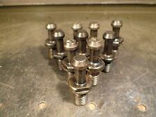 10 Piece Lot of RB4E-0001 CT-40 Retention Knob Pull Studs: MAS Style, No Coolant