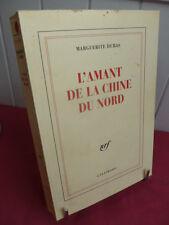 L'AMANT DE LA CHINE DU NORD Marguerite Duras