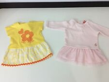 Ted Bake & Agatha Ruiz De La Prada Baby Girls Dress Bundle 18 Months, Vgc