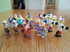Large Lot ~ Kellogg Vintage 1991-92 Mini Figures ~ Rangers, Tailspin, G. Troop~