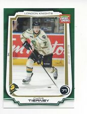 2012-13 London Knights (OHL) Chris Tierney (Ottawa Senators)