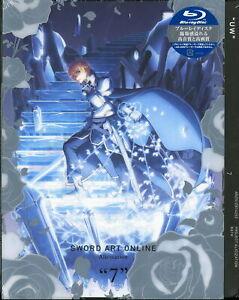 SWORD ART ONLINE: ALICIZATION-7-JAPAN BLU-RAY+CD+BOOK Ltd/Ed T48 sd