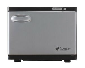 New Earthlite Standard Uv Hot Towel Cabinet With Aluminum Doors