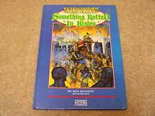 Games Workshop Warhammer Fantasy Roleplay Something Rotten in Kislev hardcover