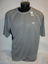 #9132 Reebok Ss Athletic Shirt Men'S Xlarge Preowned