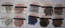 10 Packets, Ruthless Extra Strong Darts Flights Pack #1