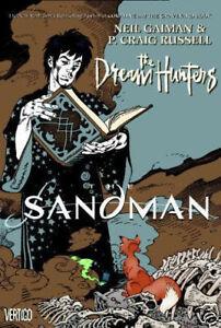 Sandman HC The Dream Hunters Hardcover Graphic Novel
