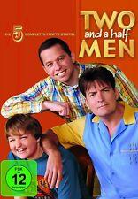 Two and a half Men-komplette 5 Staffel - Neu+Versiegelt - FSK 12  Charlie Sheen
