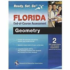 Florida FCAT and End-Of-Course Test Prep: Florida Geometry End-of-Course...