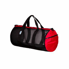 "StahlSac Mesh Duffle Bag 26"" Red"