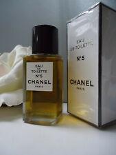 CHANEL Giftwrapped No5 EDT 50ml Splash Vintage 1980s New Sealed Box & Fabulous