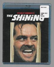 The Shining Jack Nicholson Stanley Kubrick Stephen King Blu Ray Brand New Sealed