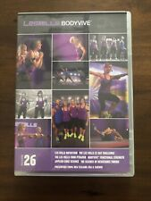 Les Mills BodyVive 26 Complete Release Dvd - Choreography Notes Incl.