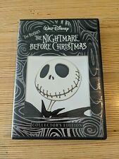 The Nightmare Before Christmas Dvd Tim Burton Collector Edition