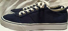 Creative Recreation Men's Lace Up Casual Shoes Sneaker Canvas Blue Size 9.5 US M