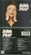 CD - EDITH PIAF : Le meilleur de EDITH PIAF - LA VIE EN ROSE / COMME NEUF
