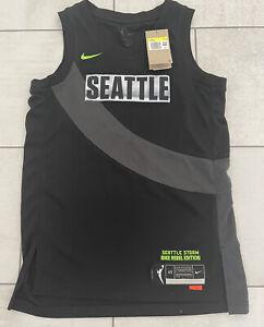 Nike WNBA Seattle Storm Swingman Jersey Size Small 2021 Unreleased