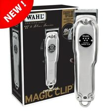 Wahl Magic Clip Cordless Clipper Metal Edition 8509
