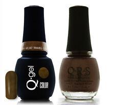 Gel & Polish QRS Beauty Combo MAT587 Tiramisu
