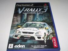 V-Rally 3 PS2 PAL *Complete*